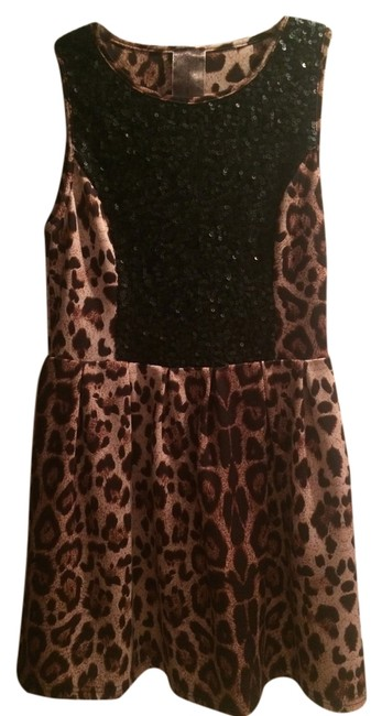 Preload https://item1.tradesy.com/images/moon-collection-black-dress-cheetah-1476800-0-0.jpg?width=400&height=650