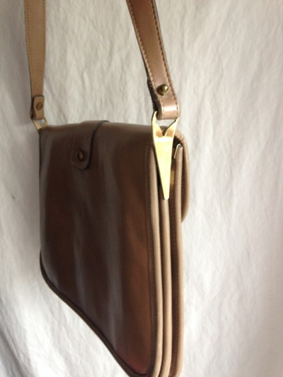 Etienne Aigner German Hand Made Handmade Leather Hand Leather Leather Unique Retro Pinup Vintage Leather Vintage Shoulder Bag
