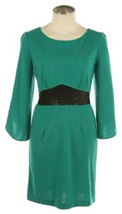 Fashionette Style Boutique short dress Emerald Green on Tradesy