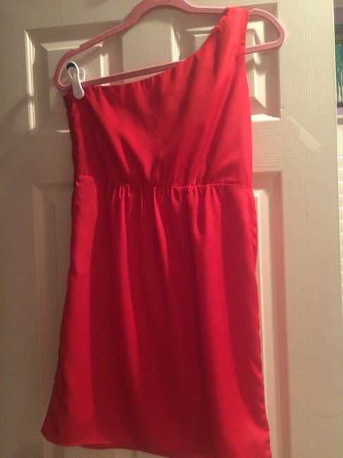Red Maxi Dress by Esley Cocktail One
