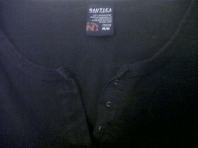 Nautica T Shirt Black