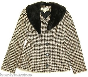 Lanvin Vintage Jacket Womens Coat