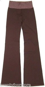 Lululemon Lululemon Groove Iii Pant Yoga Flare Leg In Bordeaux Heathered Waist