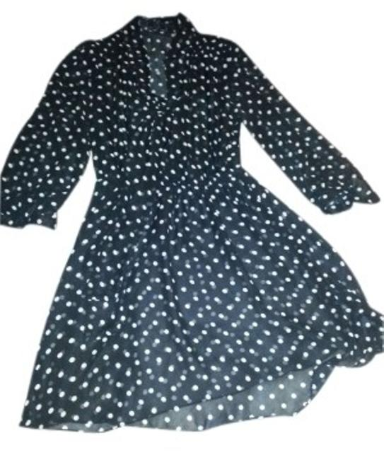 Preload https://item1.tradesy.com/images/forever-21-black-and-white-polkadots-long-sleeve-sheer-above-knee-short-casual-dress-size-12-l-147685-0-0.jpg?width=400&height=650