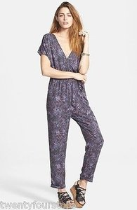 Free People Universal In Printed Night Combo Dress