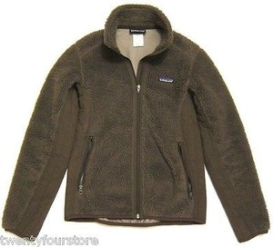Patagonia Womens Retro Brown Jacket