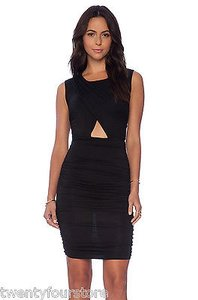 Rachel Pally Autumn In Ruched Cut Center Dress