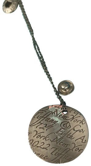 Preload https://img-static.tradesy.com/item/1477017/tiffany-and-co-silver-york-pendant-with-16-inch-chain-necklace-0-2-540-540.jpg
