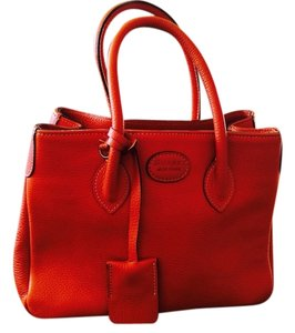 Suarez Tote in Orange