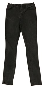 BDG Comfortable Straight Pants dark grey