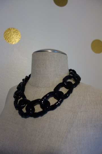 "Other ""Black Halo"" Statement Necklace"