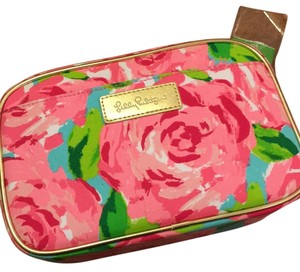 Lilly Pulitzer Make Up Case