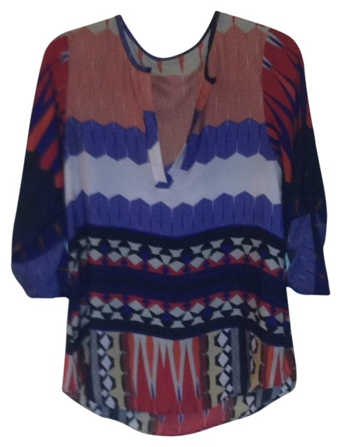Preload https://img-static.tradesy.com/item/1477151/the-impeccable-pig-multicolor-blouse-size-6-s-0-0-650-650.jpg