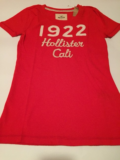 Hollister T Shirt Orange