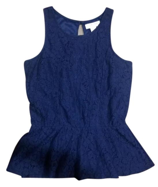 Preload https://item4.tradesy.com/images/kenar-deep-blue-lace-peplum-tank-topcami-size-4-s-1477283-0-0.jpg?width=400&height=650