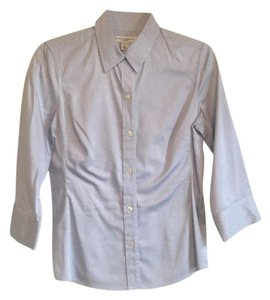 Banana Republic Button Down Shirt Light Blue