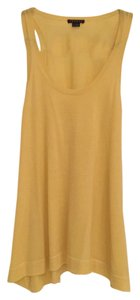 Theory Cashmere Top Yellow