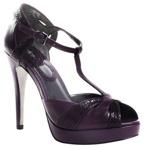 Charles by Charles David Plum Pumps