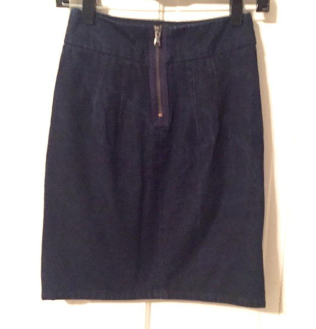 Marc by Marc Jacobs Skirt Blue