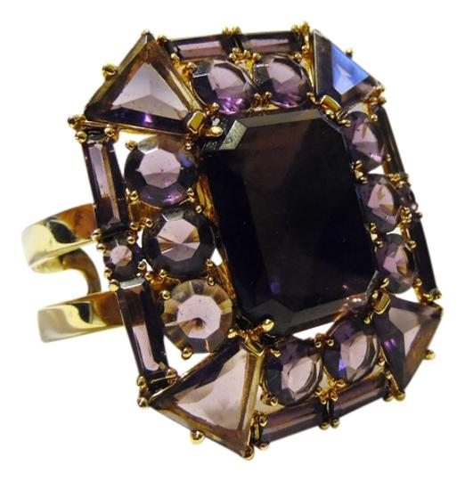 Preload https://img-static.tradesy.com/item/1477403/v-by-eva-goldtone-amethyst-gemstone-cuff-fit-6-34-to-7-wrist-bracelet-0-0-540-540.jpg