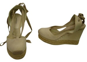 Ralph Lauren Collection wheat Wedges