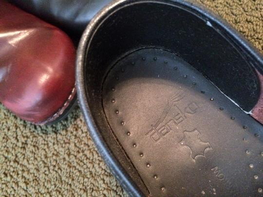 Dansko Professional Clogs - Red or Brown or Black Mules