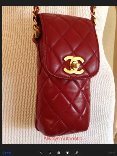 Chanel Mini Flap Quilted Flap Cross Body Bag
