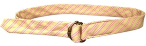 J.Crew J Crew Patterned Silk Belt