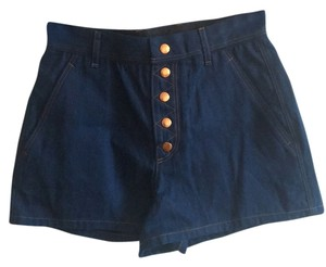 Rag & Bone Mini/Short Shorts Denim