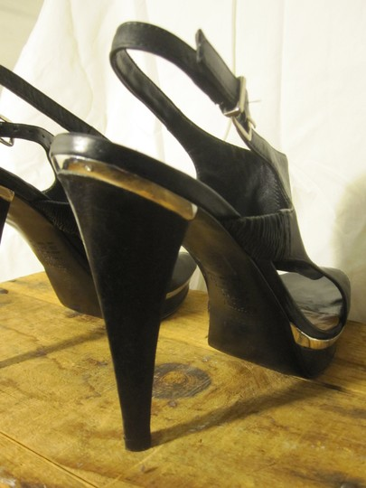 SCHUTZ black Pumps