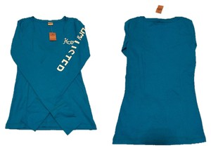 Hollister Top Aqua