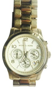 Michael Kors Gold Rolex style watch