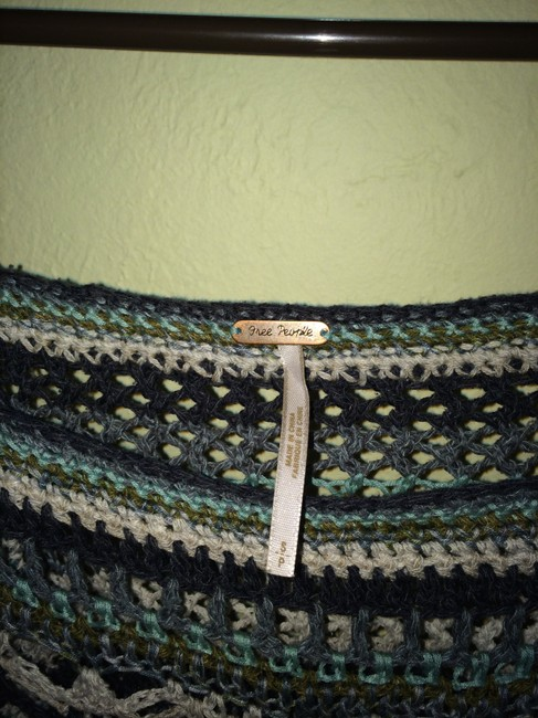 Free People Crochet Sweater