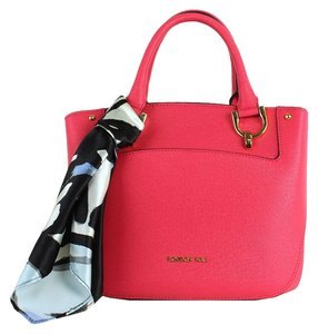 London Fog Satchel in Pink