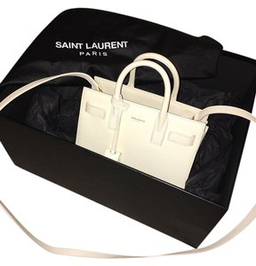 Saint Laurent Ysl Nano Sacdejour Cross Body Bag