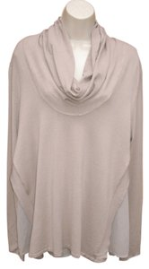 Grace Elements Lagenlook Cowl Longsleeve Layered Sweater