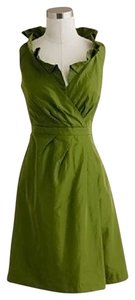 J.Crew Wedding Bridesmaid Occasion Parties Silk Dress