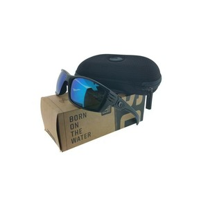 Costa Del Mar Costa Del Mar CZ01OBMGLP Cortez Black/Blue Lens Polarized Sunglasses