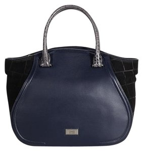 Roberto Cavalli Sell Satchel in dark blue