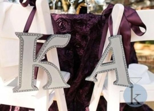 Preload https://item2.tradesy.com/images/grey-purple-aubergine-k-and-a-wood-painted-letters-with-eggplant-satin-ribbon-reception-decoration-147816-0-0.jpg?width=440&height=440