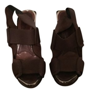 Marni Chocolate Brown Sandals