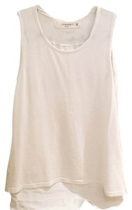 Zara Top Off-White