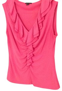 Lafayette 148 New York Top Pink