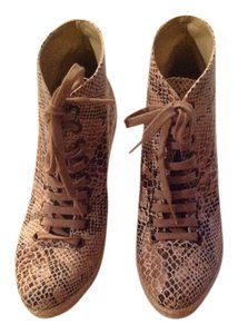 Stella McCartney Snake print Wedges