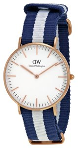 Daniel Wellington Daniel Wellington Women's 0503DW Analog Watch with White Dial