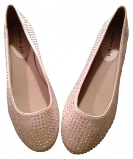 Preload https://item2.tradesy.com/images/madden-girl-blush-name-tazorr-with-sparkling-crystals-dressy-flats-size-us-10-147831-0-0.jpg?width=440&height=440