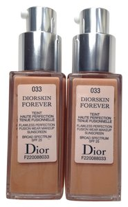 Dior Dior Diorskin Forever Flawless Perfection Wear Makeup 033 beige 40ml SPF 25
