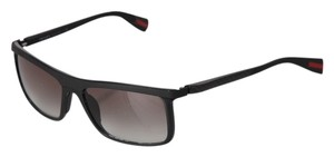Prada Prada Black Carbon Sunglasses SPS 51P