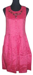 Robert Rodriguez Women Teen Girls Shift Midi Dress