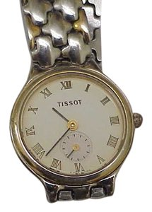 Other Women Estate 14k Gold Plated Tissot Watch